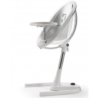 Mima Moon 3-in-1 High Chair - Silver