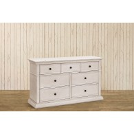 Nelson 7 Drawer Double Wide Dresser