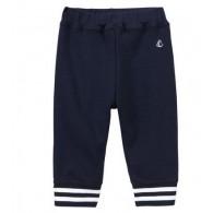 PETIT BATEAU Plain tracksuit pants - Navy blue