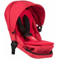 Phil & Teds Voyager Second Seat - NEW Red