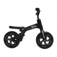 Black Q-play Balance Bike