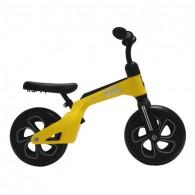 Yellow Q-play Balance Bike