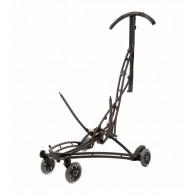 Quinny Yezz Stroller Frame, Black
