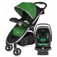 Recaro Denali Luxury Travel System - Fern