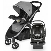 Recaro Denali Luxury Travel System - Granite