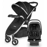 Recaro Denali Luxury Travel System - Onyx