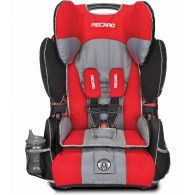 RECARO Performance SPORT Combination Harness to Booster Car Seat - Redd