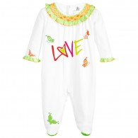 Royal Baby Collection Love Babygrow, Footie