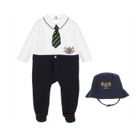 Royal Baby Collection Boys Babygrow, Footie