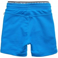 BOSS Baby Boys Turquoise Jersey Shorts
