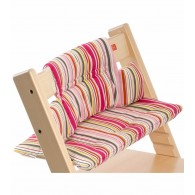 Stokke Tripp Trapp Cushion in Candy Stripe