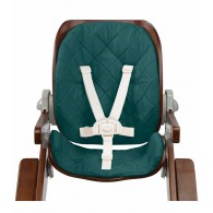 Summer Infant Bentwood High Chair Seat Set (Totally Teal)