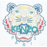 KENZO KIDS Tiger jersey T-shirt