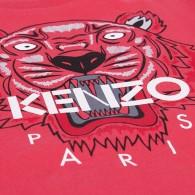 KENZO Printed Tiger Tee