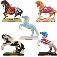 Trail of painted ponies  Winter 2014 Painted Ponies Set – 10% OFF