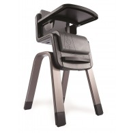 Nuna Zaaz High Chair in Pewter