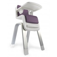 Nuna Zaaz High Chair in Plum