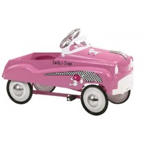 InStep PINK PEDAL CAR