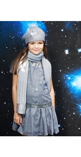 COSMIC GIRLS by John Galliano Kids Party outfit