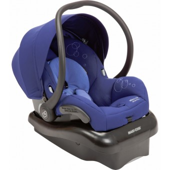 Maxi Cosi Mico AP Infant Car Seat 2014 in Reliant Blue