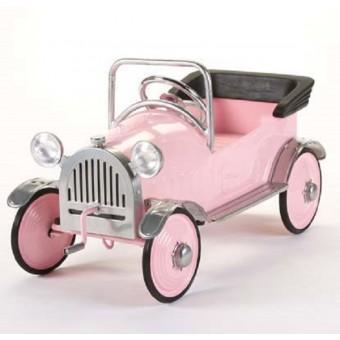 Airflow Collectibles Pink Princess Pedal Car