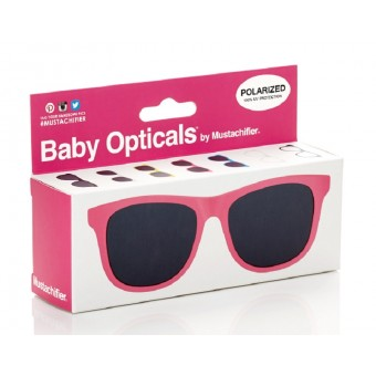 FCTRY Polarized Baby Sunglasses in Pink
