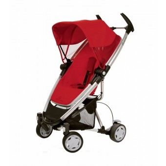 2015 Quinny Zapp Xtra Folding Seat in Rebel Red SALE!