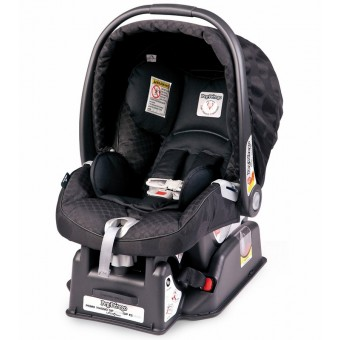 Peg Perego Primo Viaggio SIP 30/30 Infant Car Seat - Pois Black