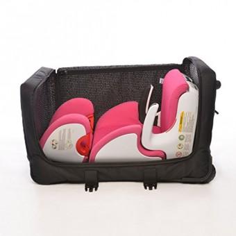 Clek Weelee Travel Bag, Black