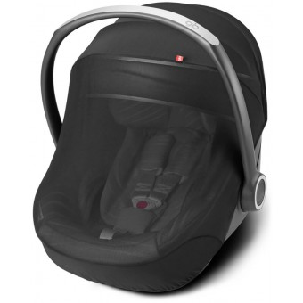 GB Insect Net Car Seat Black | black