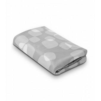 4moms Breeze Waterproof Playard Sheet-Silver