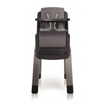 Nuna Zaaz High Chair in Pewter
