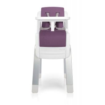Nuna Zaaz High Chair in Plum