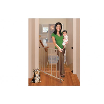 Summer Infant Top Of Stairs Simple To Secure Metal Gate