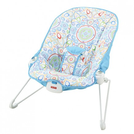 Fisher Price Shakira First Steps Collection Musical Friends Bouncer