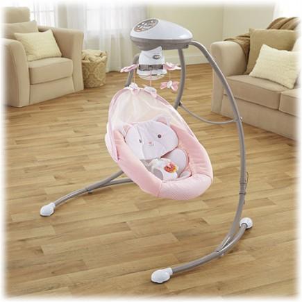 Fisher Price My Little Snugakitty™ Cradle 'n Swing