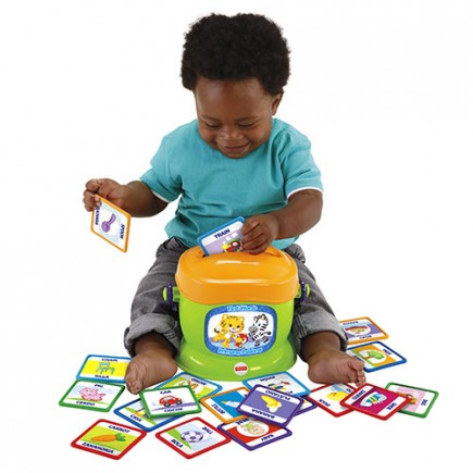 Fisher Price First Words Learning Cards