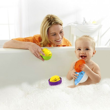Fisher Price Scoop 'n Pour Bath Pals