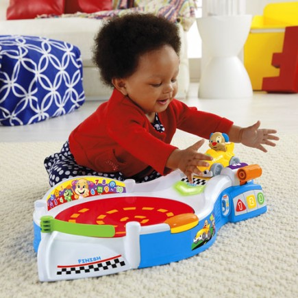Fisher Price Laugh & Learn® Puppy's Smart Stages Speedway
