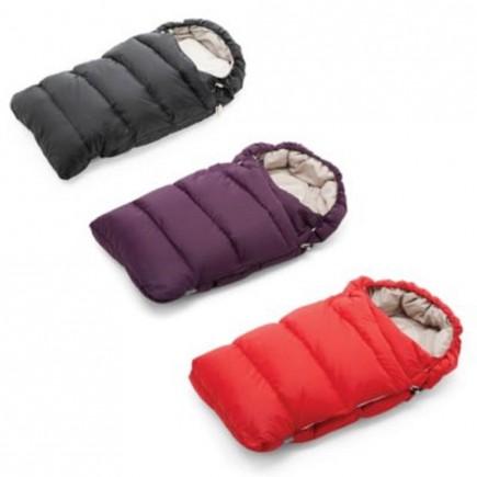 Stokke Down Sleeping Bag in Anthracite Melange