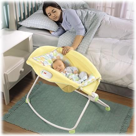 Fisher Price Newborn Rock 'n Play™ Sleeper - Yellow