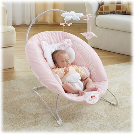 Fisher Price My Little Snugakitty™ Deluxe Bouncer