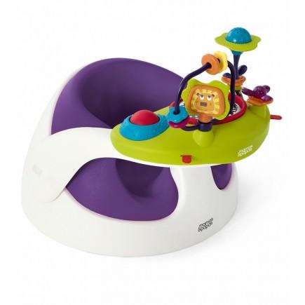 Mamas & Papas Baby Snug & Activity Tray in Plum