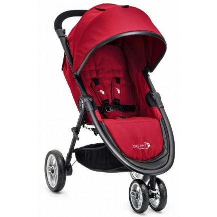 Baby Jogger City Lite Stroller - Red