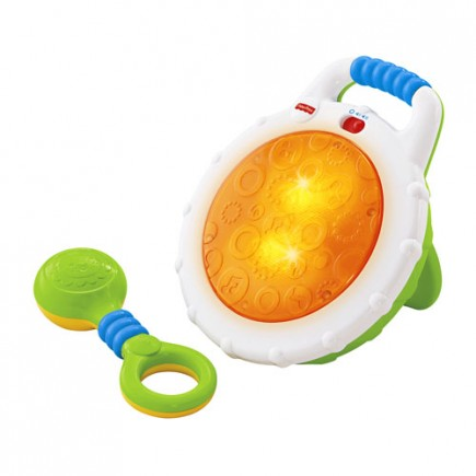 Fisher Price Jammin' Beats Drum Set