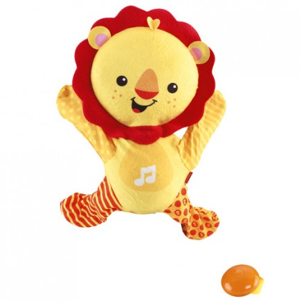 Fisher Price Roar 'n Ride Lion