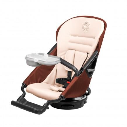 Orbit Baby G3 Stroller Seat Mocha/Khaki