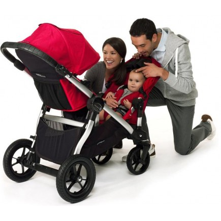 Baby Jogger 2014 City Select Stroller in Ruby