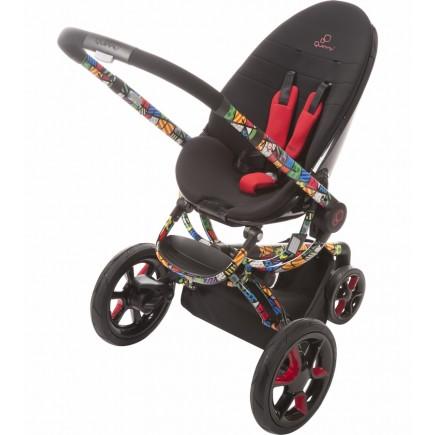 Quinny Britto Moodd Stroller 3 COLORS