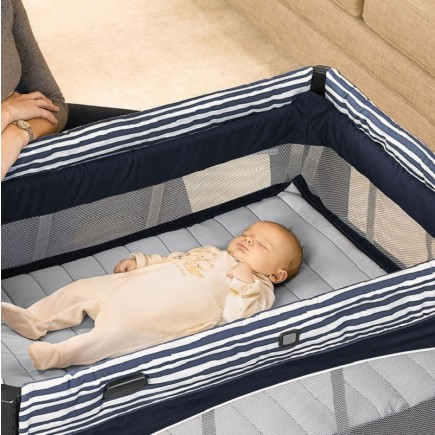Chicco Lullaby Baby Playard in Rainfall